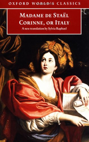 Corinne, or Italy (Oxford World's Classics)
