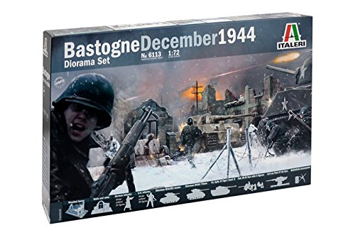 Carson 510006113 - 1:72 Battle of Bastone, Figuren