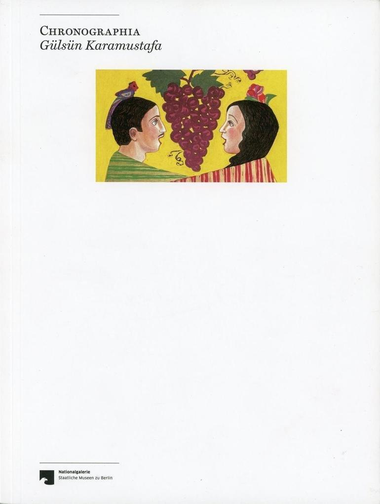 Gülsün Karamustafa: Chronographia (Englisch) Taschenbuch – 10. August 2016 Melanie Roumiguière Meltem Ahiska Marion von Osten Verlag für Moderne Kunst