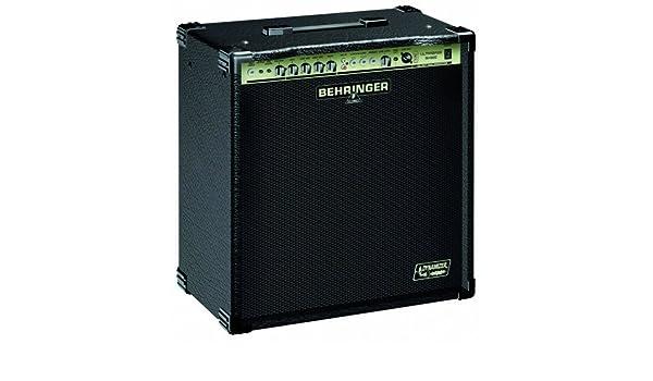 Behringer Ultrabass BX1800 180W Amplificador de Bajo: Amazon.es: Instrumentos musicales