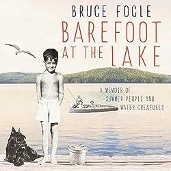 Barefoot at the Lake