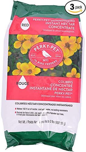 Perky-Pet Hummingbird Original Instant Nectar, 2 lb(3-Pack)