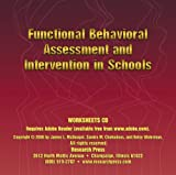 Functional Behavioral Assessment and Intervention in Schools (CD-ROM) : Program Forms and Handouts, McDougal, James L. and Chafouleas, Sandra M., 0878225951