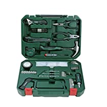 Bosch All-in-One Metal 108 Piece Hand Tool Kit (Silver 32805748a76db
