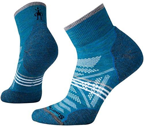 Light Phd Outdoor Socken Damen Mini Smartwool Blue Glacial nRAaqFwxW