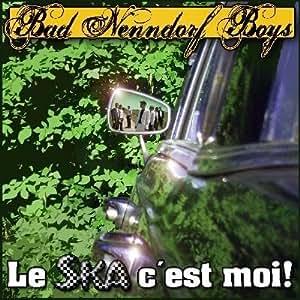 Bad Nenndorf Boys - Le SKA C'est Moi! CD