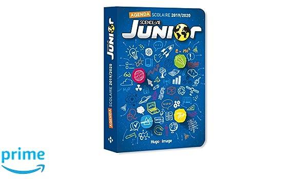 Agenda Scolaire 2019-2020 Science & Vie Junior: Amazon.es ...