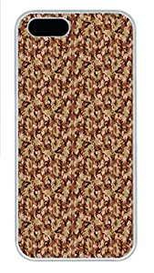 For LG G3 Phone Case Cover Desert Pattern Camouflage HAC1014169 PC Hard Plastic For LG G3 Phone Case Cover Whtie