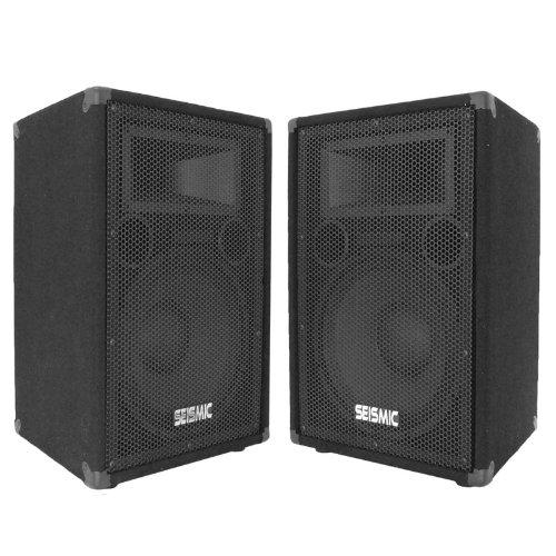 Seismic Audio - FL-12P (Pair) - Pro Audio PA/DJ 12