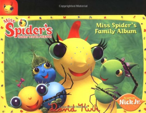 Miss Spider: Miss Spider's Family Album pdf epub