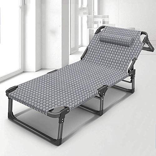 折りたたみ式サンラウンジャー、ポータブル大型サンラウンジャー滑りにくい 丈夫で耐久性があり、ガーデンデッキパティオをサポート660ポンド,B