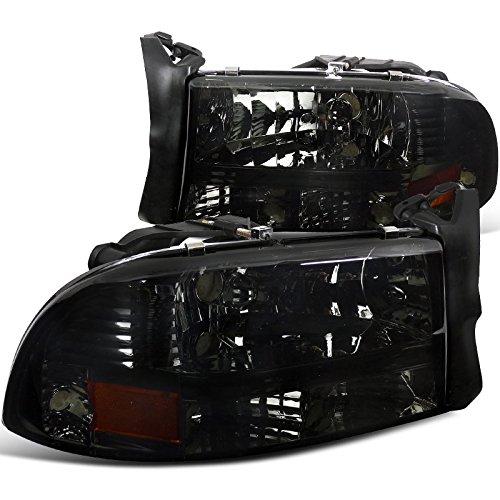 spec-d-tuning-2lh-dak97g-abm-dodge-dakota-durango-slt-r-t-headlights-w-bumper-lights-1pc-smoked