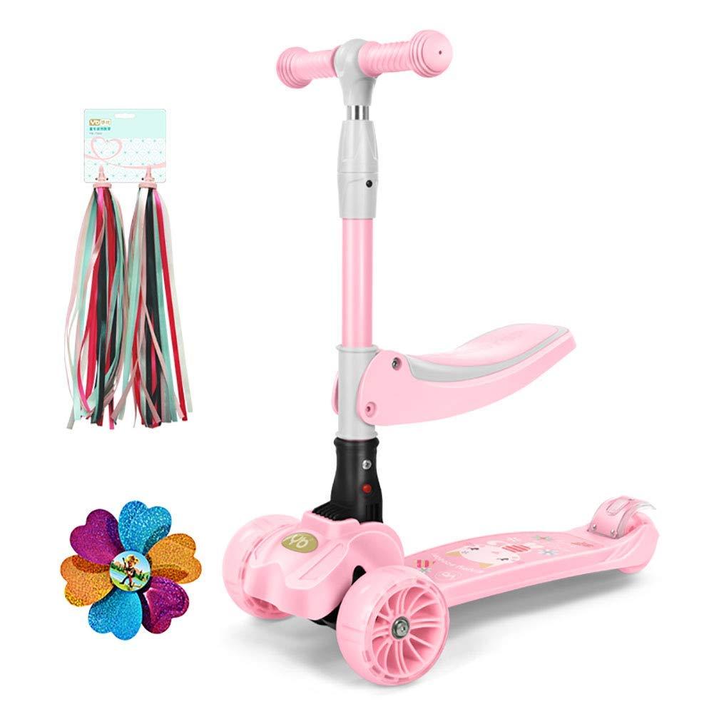 WEM Pata para scooter plegable para niños Patada plegable para ...