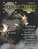 img - for Mystery Weekly Magazine: August 2017 (Mystery Weekly Magazine Issues) book / textbook / text book
