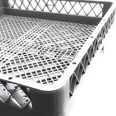 verzinkt Metall Silber Caleido-Concept Schlauchwagen Schlauchabroller P 3606 rot