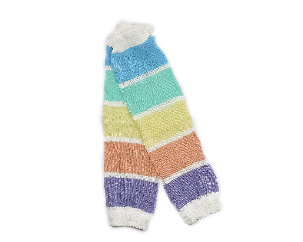 BONAMART ® Baby Toddler Bunte Cotton Boys Girls Tight Socks Knitted Legging Leg Warmer Cute Pattern