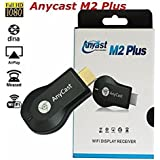 ANYCAST M2 Plus Mini Wi-Fi Display TV Dongle Receiver 1080P Airmirror DLNA Airplay Miracast Easy Sharing HDMI TV Stick For HDTV