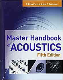 Master Handbook Of Acoustics F Alton Everest Ken border=