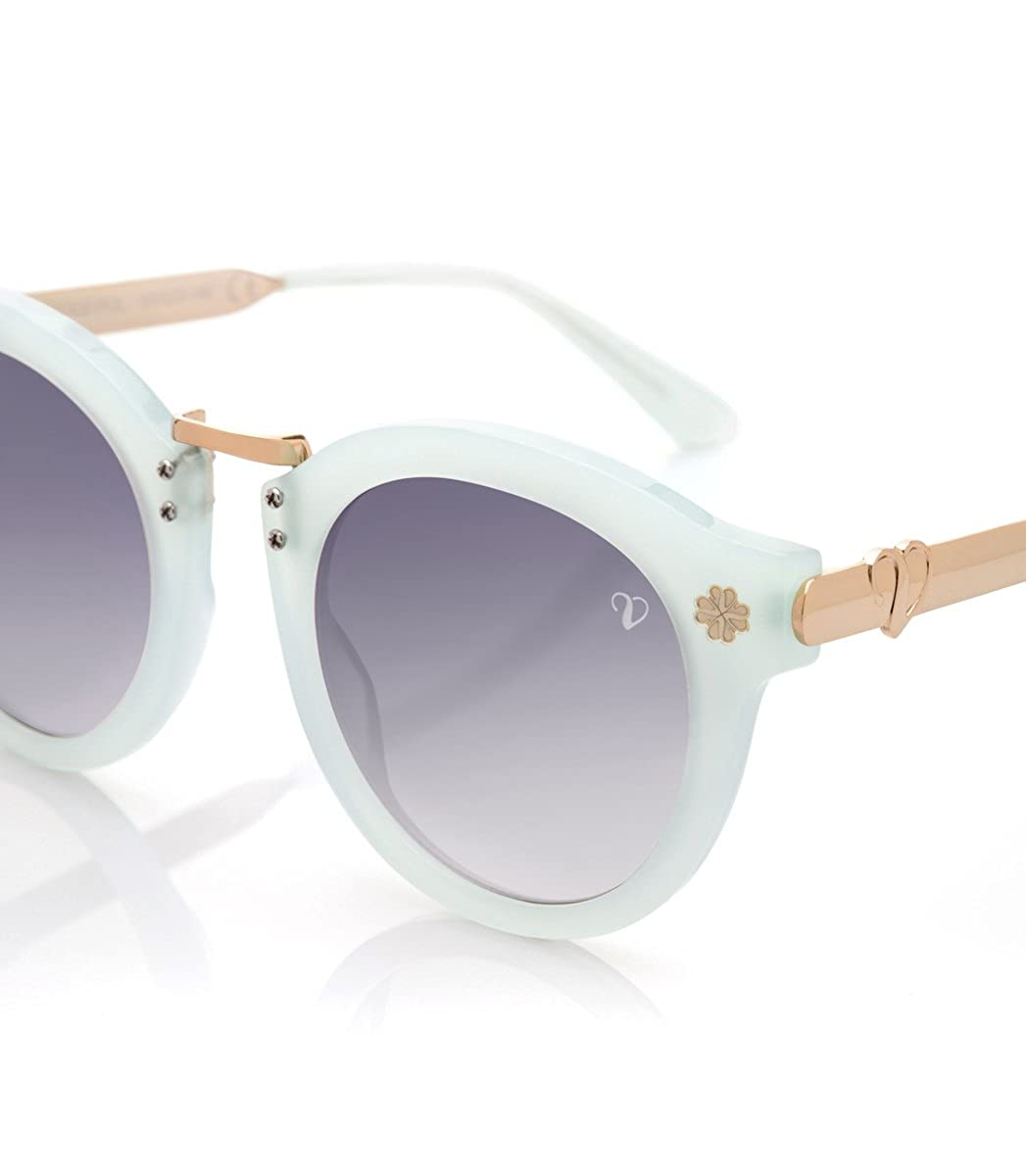 679915932b Starlite Women''s Gafas de sol Chic Valeria Mazza, Turquesa Sunglasses,  Turquoise, 51: Amazon.co.uk: Clothing