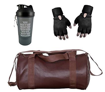 c18ac41af4e1 Hyper Adam AN-306 Premium Look Stylish Gym Bag