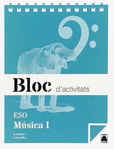Descargar Libro Bloc D'activitats. Música I Eso Roser Sabater Ribera