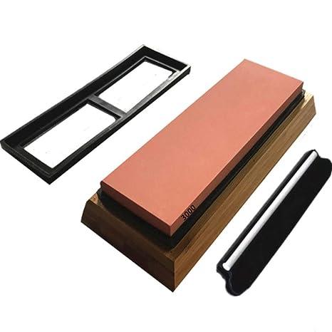 Compra Afilador de cuchillos de piedra de afilar, piedra de ...