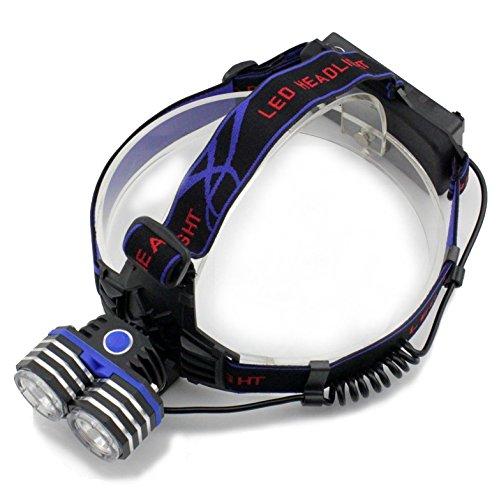 2000LM CREE XM-L XML T6 LED Headlamp Headlight Flashlight - 8