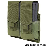 DOUBLE M14 MAG POUCH OD