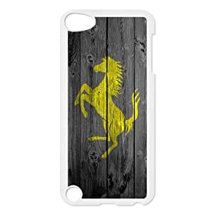 Ipod Touch 5 Phone Case Ferrari SA83832