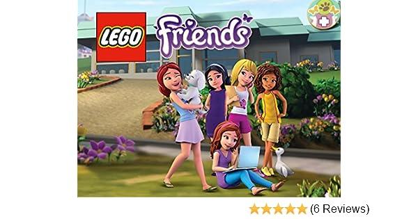 Amazoncom Watch Lego Friends United As One Vol 3 Prime Video