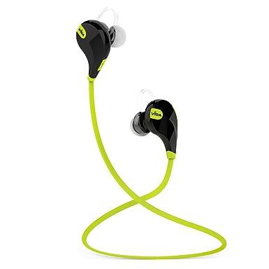 NUEVO V7 Sports Bluetooth Auricular Headset 4.0 con aptX® para Vodafone 945 553 360 H2