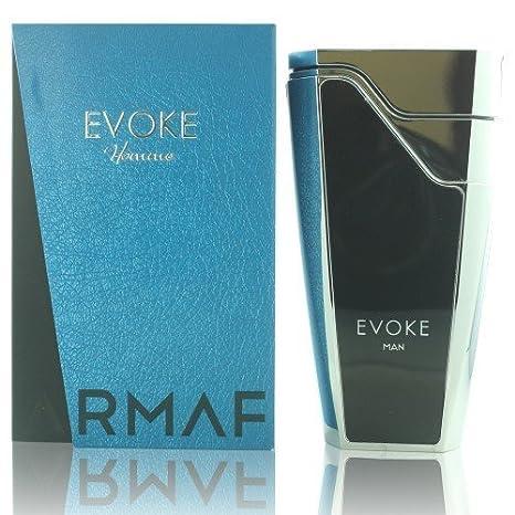 Armaf Evoke Blue de Armaf Eau De Parfum Spray 80ml 2.7oz para Hombre ... 495e93481d