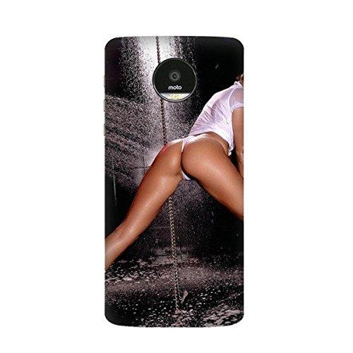 Wet sexy butt