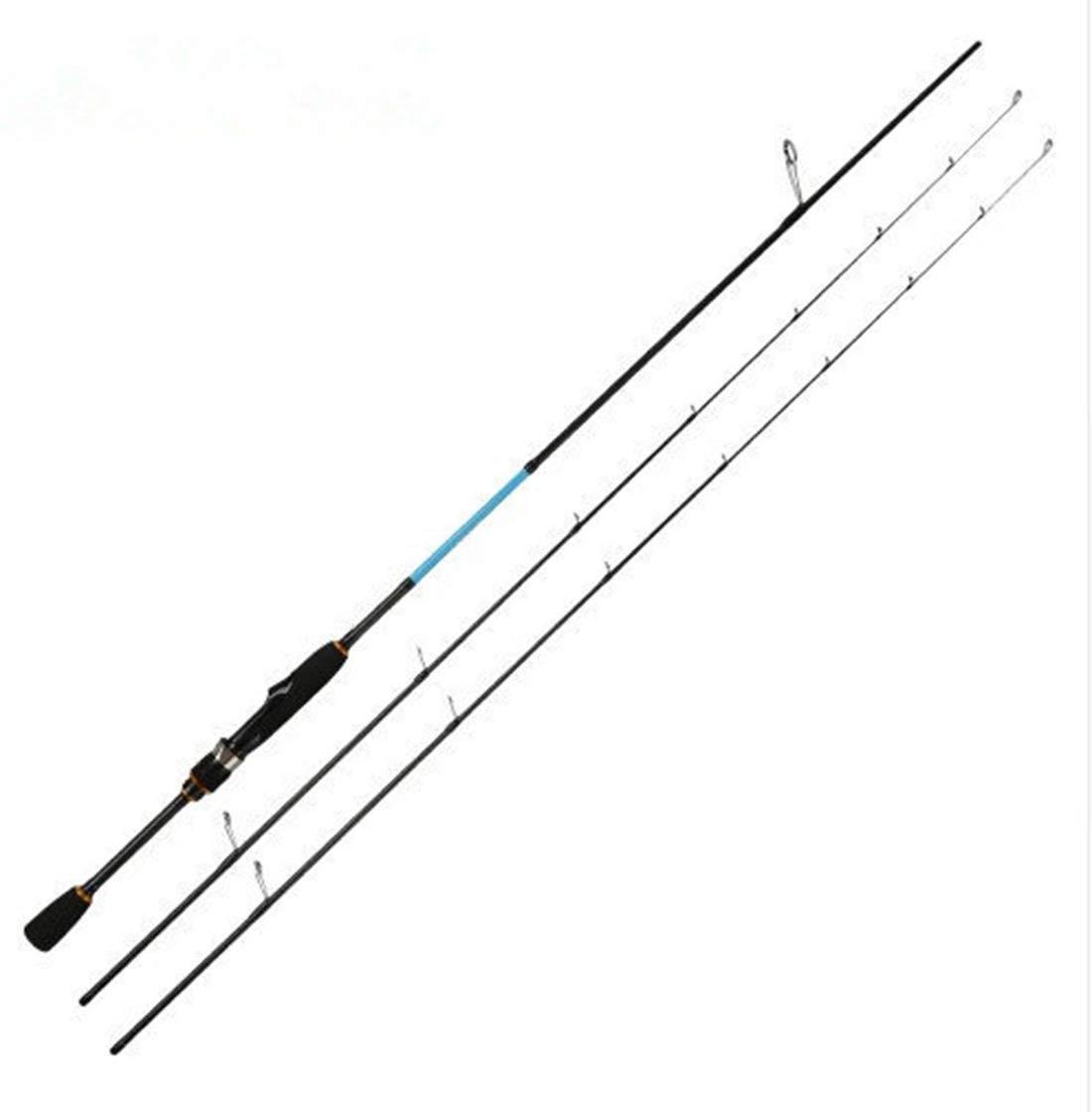 YIJUPIN 釣り竿釣り用品釣り竿炭素鋼棒池リバーサイドに適した 192CM  B07QGWM1M2