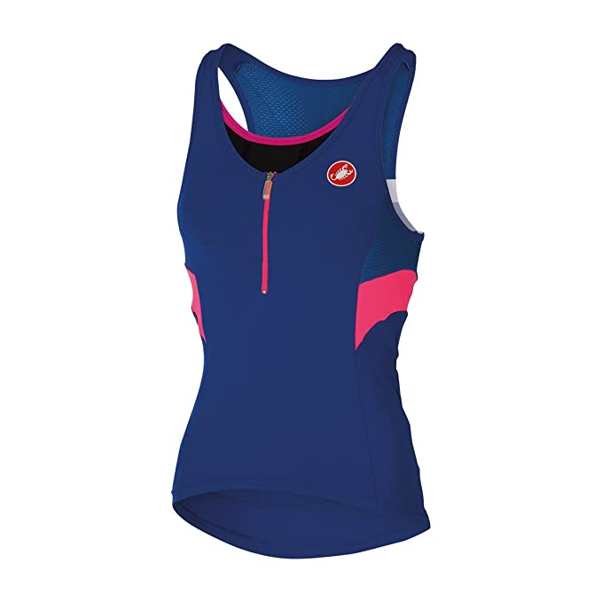 d0946812e Amazon.com   Castelli Regina Jersey - Sleeveless - Women s   Clothing