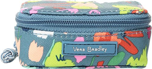 Vera Bradley Lighten up Every Little Thing Case, Polyester, Superbloom Sketch