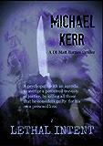 Lethal Intent (DI Matt Barnes Book 2)