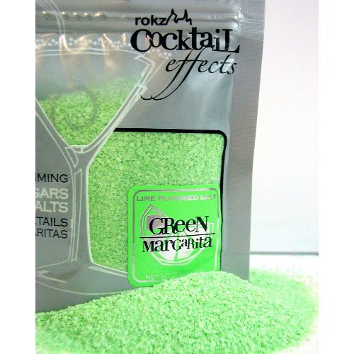 Green Margarita Rimming Salt by Rokz