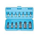Best Allen Drive Socket Sets - Capri Tools 30003 Hex Bit Socket Set, SAE Review