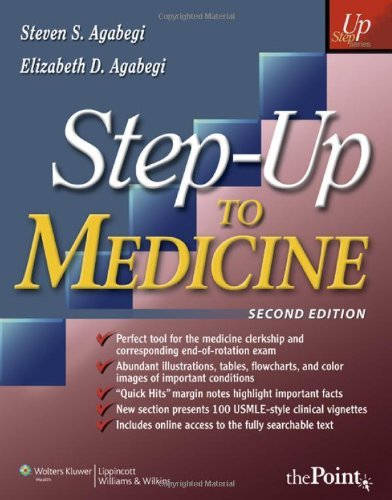 Read Online Step-Up to Medicine (Step-Up Series) by Steven S. Agabegi MD (2008-04-07) pdf