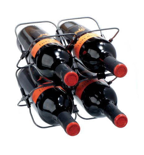 (Rabbit Houdini Expandable Wine Rack)