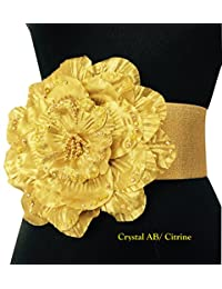 Gio Mio Emma Flower Belt