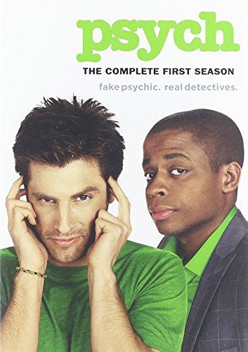 DVD : Psych: Season 1