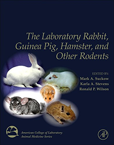 The Laboratory Rabbit, Guinea Pig, Hamster, and Other Rodents (American College of Laboratory Animal Medicine)
