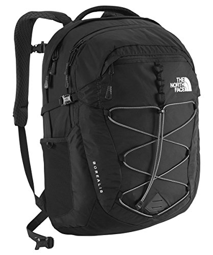 The North Face Women's Borealis Backpack TNF Black - One Size - Black 100% Laptop Sleeve