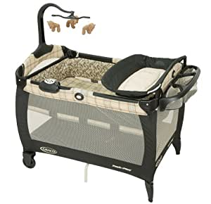 Amazon.com : Graco Swept Frame Pack 'N Play Portable ...