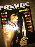 PREVUE MAGAZINE====JULY 1988 ISSUE---RAMBO COVER !