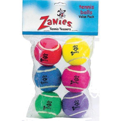 Zanies Tennis Ball - 6