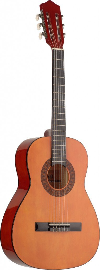 Stagg C530 3/4-Size Nylon String Classical Guitar - Natural