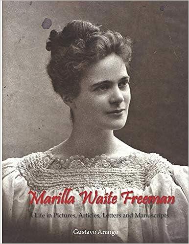 Resultado de imagen para marilla waite freeman a life in pictures gustavo arango